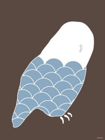 Blue Owl by Avalisa