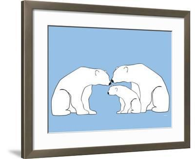 Blue Polar Bears