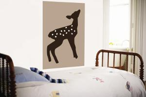 Brown Fawn by Avalisa