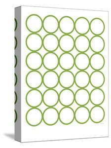 Green Circles by Avalisa