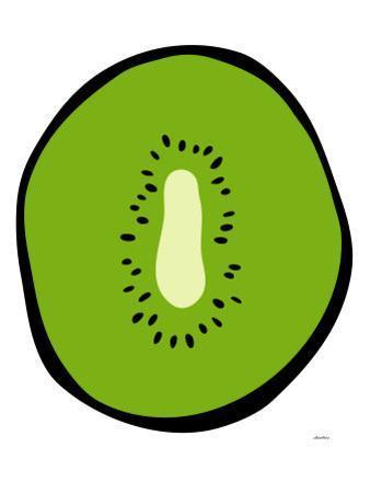 Green Kiwi by Avalisa