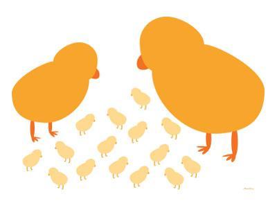 Orange Chicks