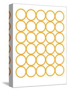 Orange Circles by Avalisa