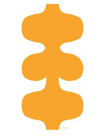 Orange Design, no. 115 by Avalisa