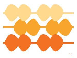 Orange Design, no. 95 by Avalisa