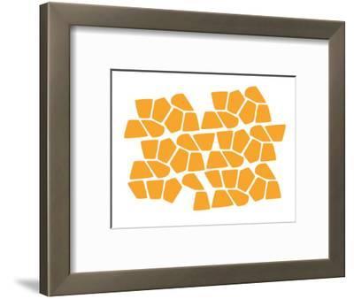 Orange Giraffe Spots