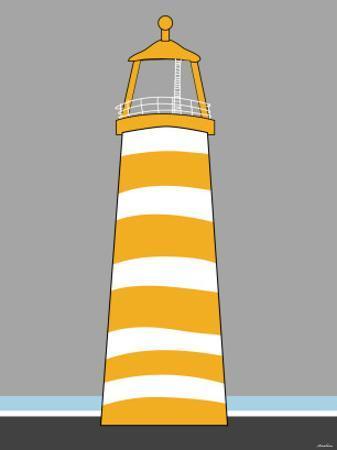 Orange Light House