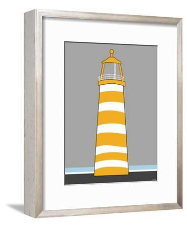 Orange Light House
