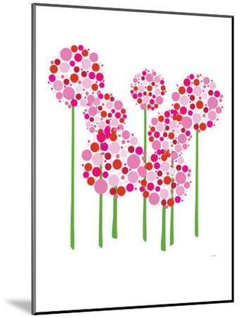 Pink Allium by Avalisa