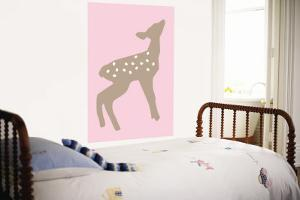 Pink Fawn by Avalisa