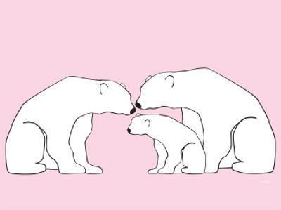 Pink Polar Bears