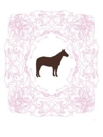 Pink Stallion by Avalisa
