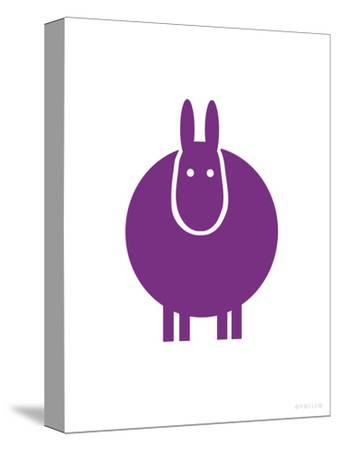 Purple Donkey