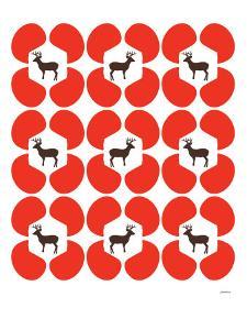 Red Deer Hoof by Avalisa