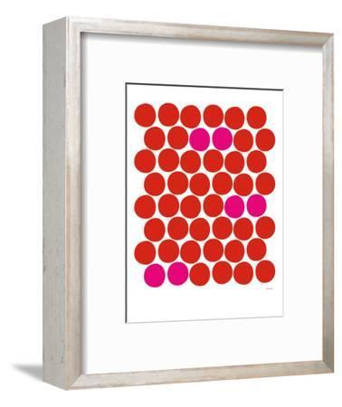 Red Pink Dots