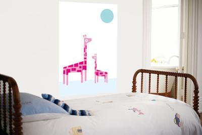 White Giraffe by Avalisa