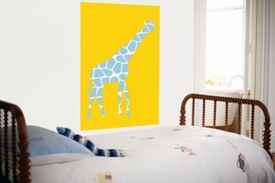 Yellow Giraffe by Avalisa