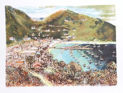 Avalon Bay-Francis Caldwell-Limited Edition