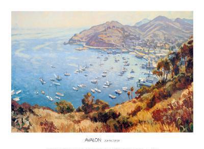Avalon-John Comer-Art Print