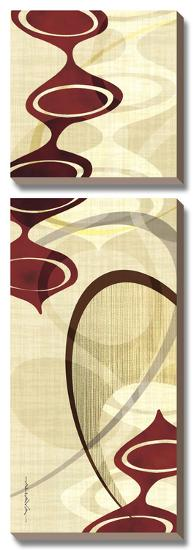 Avant-Garde II-Ahava-Canvas Art Set