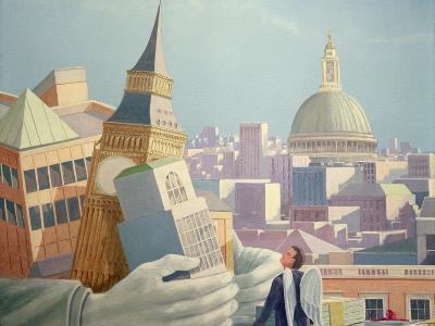 Avarice-Lincoln Seligman-Giclee Print