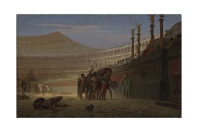 Ave Caesar! Morituri Te Salutant-Jean Leon Gerome-Giclee Print