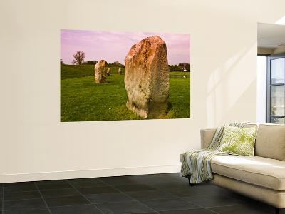 Avebury Stone Circle-Glenn Beanland-Wall Mural