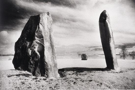 Avebury Stones, Wiltshire-Simon Marsden-Giclee Print