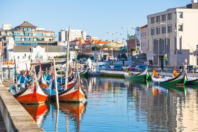 Aveiro, Portugal View-topdeq-Art Print