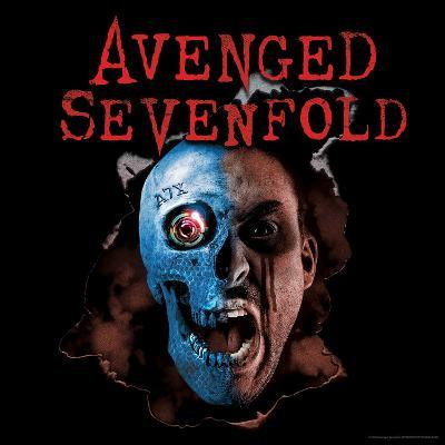 Avenged Sevenfold - A7X Two Face--Poster