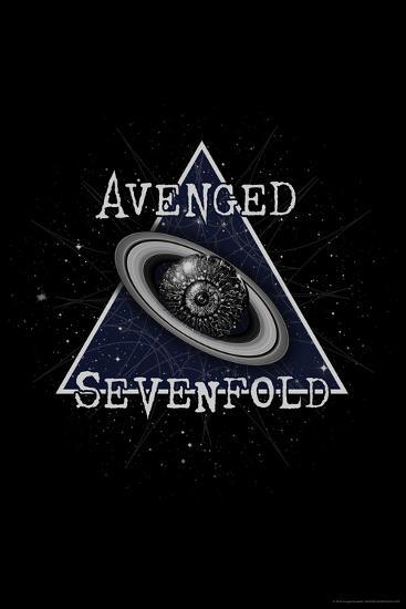 Avenged Sevenfold - Eye Planet--Poster