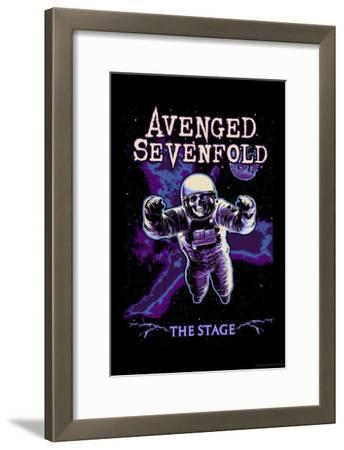 Avenged Sevenfold - The Stage Astronaut Skeleton