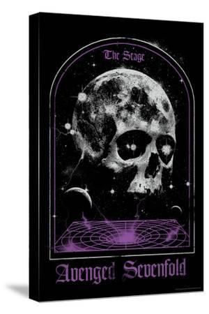 Avenged Sevenfold - The Stage Galaxy Skull
