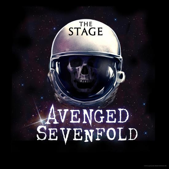 Avenged Sevenfold - The Stage Head Poster by | Art com