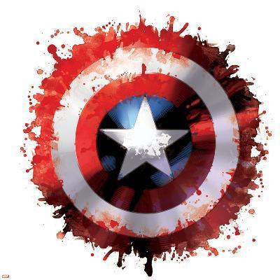 Avengers Assemble - Gallery Edition Design Elements--Art Print