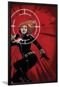 Avengers Assemble Panel Featuring Black Widow