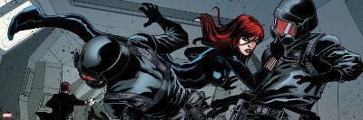 Avengers Assemble Style Guide: Black Widow--Art Print