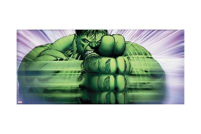 Avengers Assemble Style Guide: Hulk--Art Print