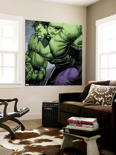 Avengers Assemble Style Guide: Hulk--Wall Mural