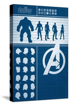 Avengers: Infinity War - Heroes Chart