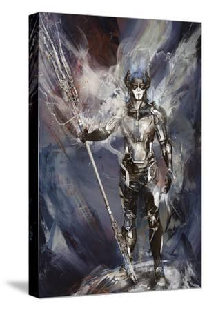 Avengers: Infinity War - Proxima Midnight Painted