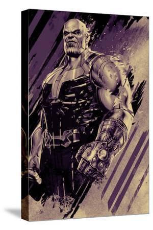 Avengers: Infinity War - Thanos (Purple)