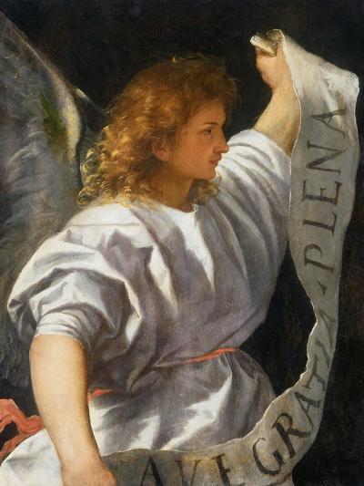 Averoldi Polyptych (detail)-Titian (Tiziano Vecelli)-Giclee Print