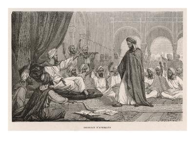 Averroes Condemned--Giclee Print