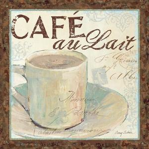 Cafe du Matin I by Avery Tillmon