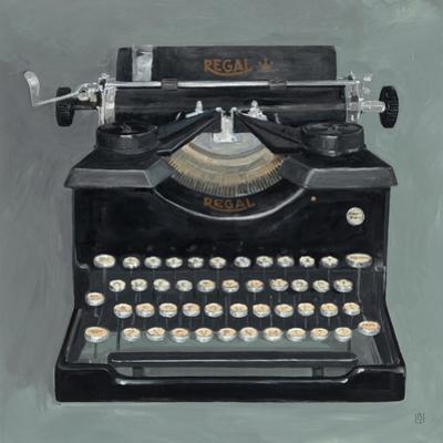 Classic Typewriter by Avery Tillmon