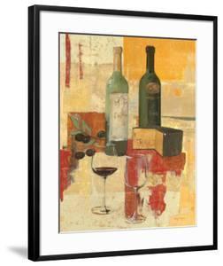 Contemporary Wine Tasting III by Avery Tillmon