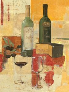 Contemporary Wine Tasting III by Avery Tillmon