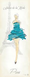 Fashion Lady I by Avery Tillmon
