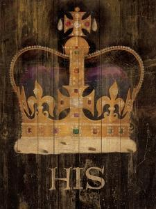 His Majesty's Crown with word by Avery Tillmon